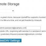WebDAV - simple setup