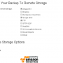 Multiple storage providers