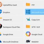 Choosing Microsoft Azure as a storage option