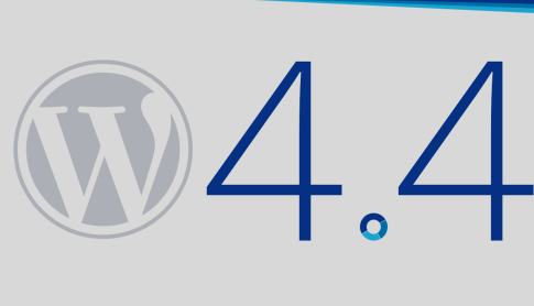 WordPress 4.4: New Release