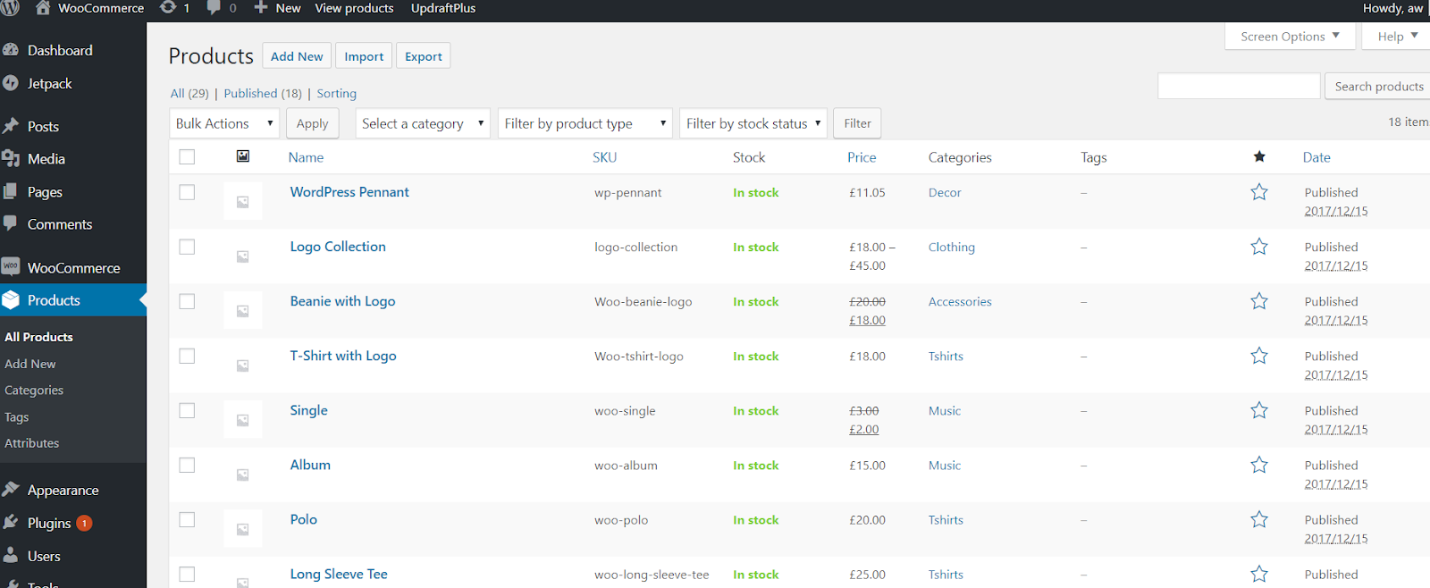 How to clone or migrate a WooCommerce WordPress store