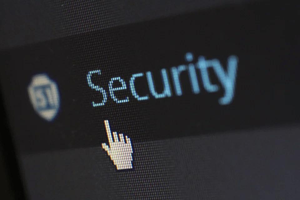 Security WordPress image